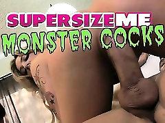 Supersize Me Monster Cocks Trailer