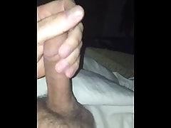 Jerking to pornhub
