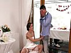 KINKY INLAWS - Beautiful Czech babe Cindy Shine gets banged by free porn berze at her wedding