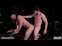 Men.com - Griffin Barrows, Jacob Peterson - Prohibition Part 2 - Str8 to Gay
