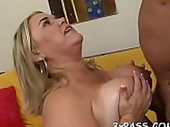 Nasty fat whore gets big sex squat riding by pal like never before in life