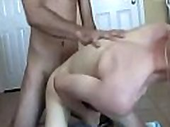 Cute womenizer toy small legal age bondage Keith has Mark roll over and strips his