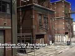 3D Animation: Alien Invasion
