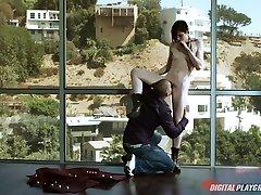 Stoya & Mick Blue in Stoya Perfect Picture, Scene 6