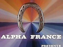 Alpha France - French cuckold lex - Full Movie - 2 Suedoises a Paris 1976