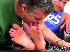 Gays tickle feet and boy porn free short videos first