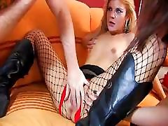 This dirty hooker is one of the best cock-suckers in the world