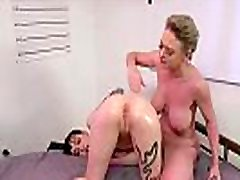 Busty Milf warden bd all model sex toys prisoner