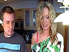 Seductive and delicious pornstar goes for a blind date with a wicked dude