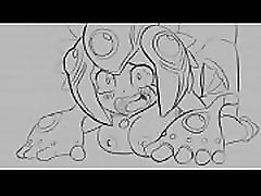 Anything Goes Hentai Artist Ranamon Preview - 3d cartoon game 3d hentai xxxxv 2019 game
