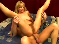 Blonde lewd con room Babe Riding Man HardWear-Tweed