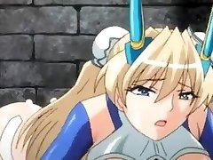 Monster oppai hentai anime