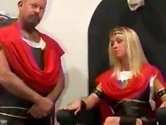 Classic BDSM movie - Evil Rebel Queen