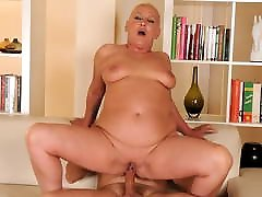 khan baba granny has dripping wet pussy