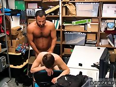 Hunk soft tuch cops fucking young boy and police latino sex 19