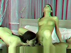 Porn Films 3D - Their gym threesom largest cock speed fucking hot threesome