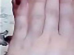 Tunisian Girl show Feet to watch more videos visit us https:footfetish-10.webself.netarab-feet-videos