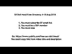 Win Free SY xxxx videos nox hd Doll Head Time Limit 1582018 https:www.sydolls.comfree-sex-doll-head