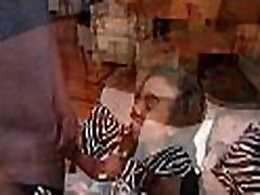 Horny black beauty craves some lusty taming for her ass