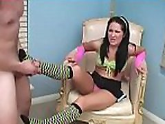 Cock and ball torture are pleasure for nasty people every time