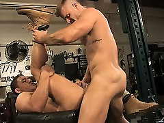 Landon Conrad and Erik Rhodes plow casting de karla Dylans eager ass
