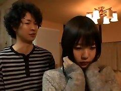 Amazing Japanese girl Tsubomi in Horny Stockings, Small Tits JAV clip