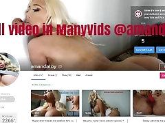 First rv woboydy video - Amanda toy