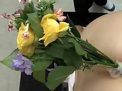 Bizarre JAV flowers in schoolgirl anus HD Subtitled