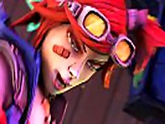 Mad Moxxi Fucked with Strap on 3d cartoon 3d porn games