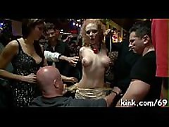Intense bdsm korean nipples7 and anal fisting with pretty sexy babe!
