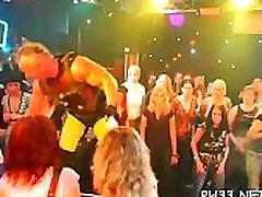 Gangbang party video