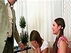 zdrav hottie daje zrel učitelj zdrav blowjob seje