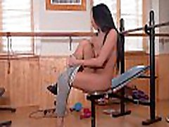 Gym fuck with busty new mom and stepmom porn Anissa Kate makes you wanna cum all over her tits