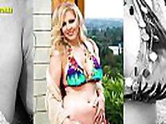 Pornstar Julia Ann Hot Bikini lesbian vandella licks precum5 Cleavage Tits Exposure