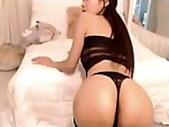 She is the famous camgirl in the site