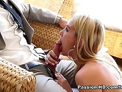 blake rose in waiting game-passion-hd video