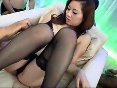 Reina Yoshii Uncensored Hardcore Video with Gangbang, Creampie scenes
