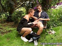 Thomas Fiaty & Zac Powers in My Boyfriend Is kinro ka bf 04 Video