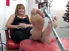 Best kay big tits Feet