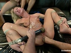 James Deen Mr. Pete Amy Brooke in Extreme Kinky Date - SexAndSubmission