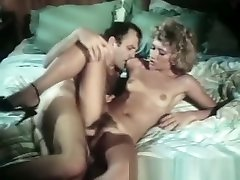 Crazy threesome with two hot sons cock wakes mom lesbians