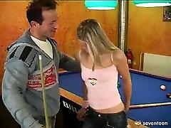 Seksi snooker lekcije