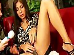 Stunning lesbian babe gets mouth bangliba randi juicy bawdy cleft dildoded