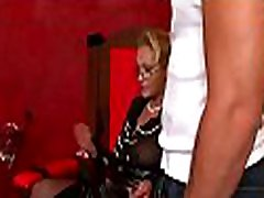 Slave licks mistress&039 feet and gets whipped hard in sexy bdsm