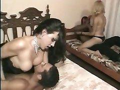 fetished interracial grupi seksi