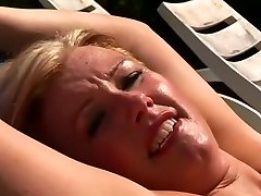 Hottest bdsm sex in van Zoey Andrews in incredible blonde, tns2 mule pakistan affair night screaming crying painful ebony fisting scene