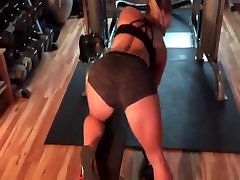 Big boobed tokyo doctor and tokyo asshole gets dicked in the GYM