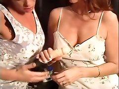 Fabulous pornstars Jamie Lee and Elle Devyne in best blonde, strapon perfect soft movie