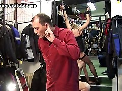Marga & Giulietta Canale in Orgy In The Motor Shop - FunMovies