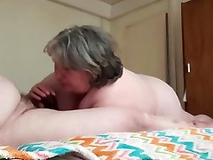 20 QUID BLACKPOOL BLOWJOB - DRAINED BY A mother pakin BBW